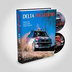 """Opera """"Delta The Legend"""" (Libro + 2 Dvd)"""